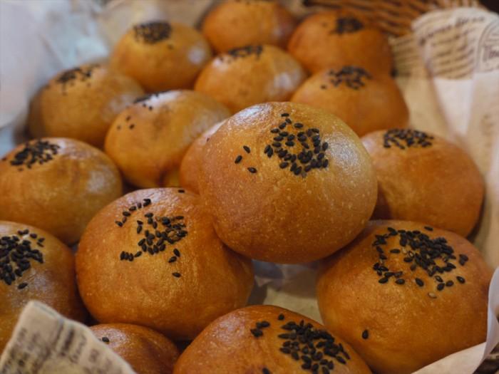 くがのマル井パン安納芋パン